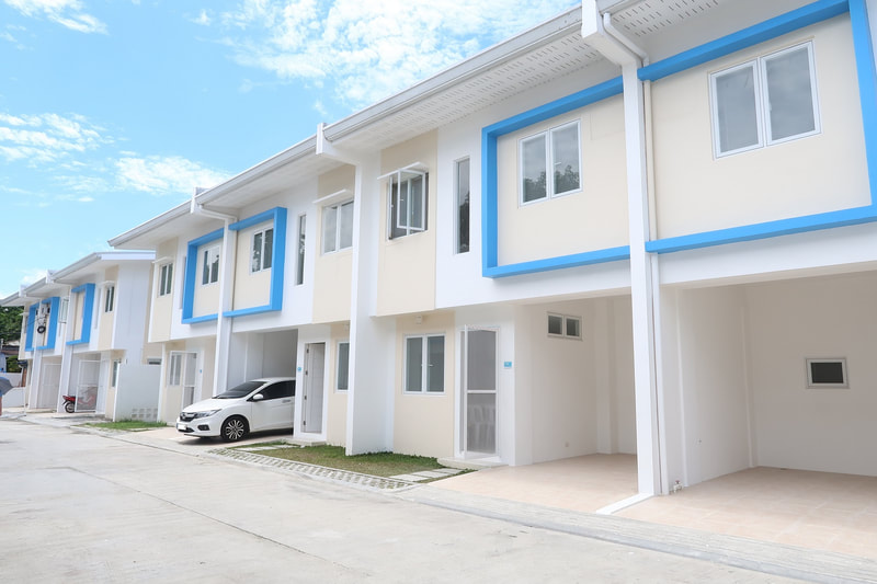 BluHomes Breeze is a nature-friendly townhouse development in Amparo Caloocan