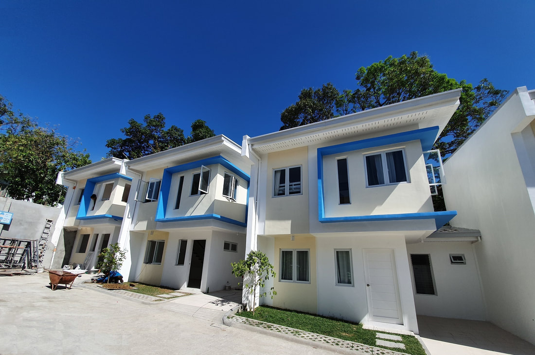 BluHomes are eco friendly homes in Amparo Caloocan