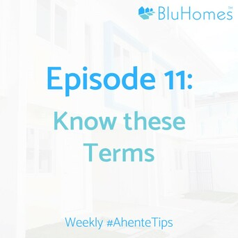 #AhenteTips by BluHomes in Amparo Caloocan