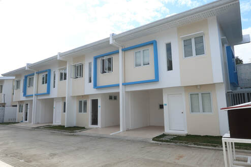 Nature-friendly homes by BluHomes Breeze in Amparo Caloocan