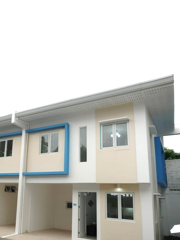 BluHomes Breeze, a townhouse development in Amparo Caloocan by BluHomes