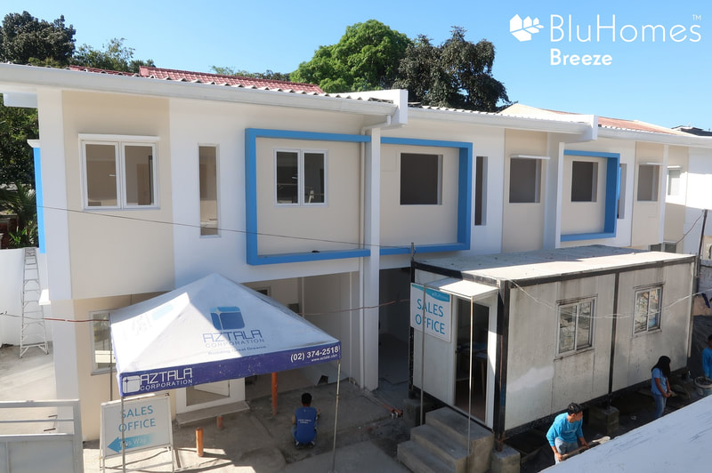 BluHomes Breeze in Amparo Caloocan